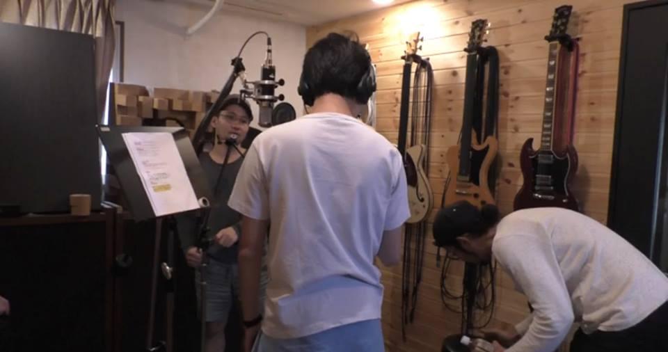 レコーディング1